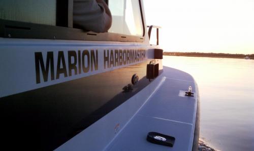 Harbormaster's Vessel