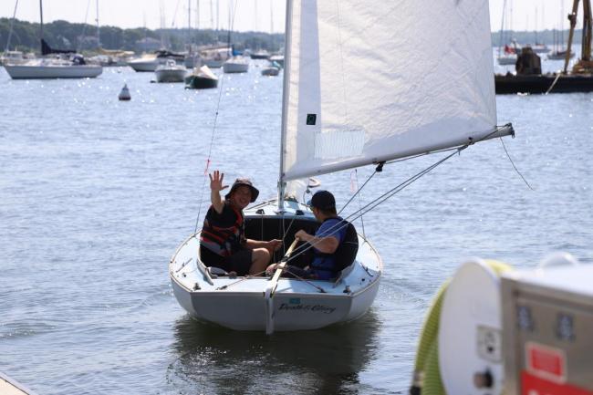 comm sailing II