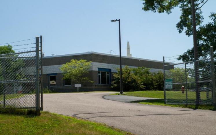 marion ma wastewater treatment plant