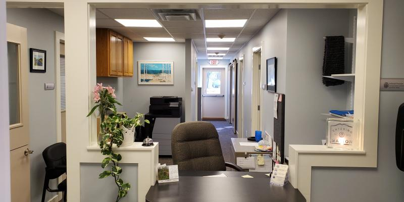 Office Renovation Project Complete