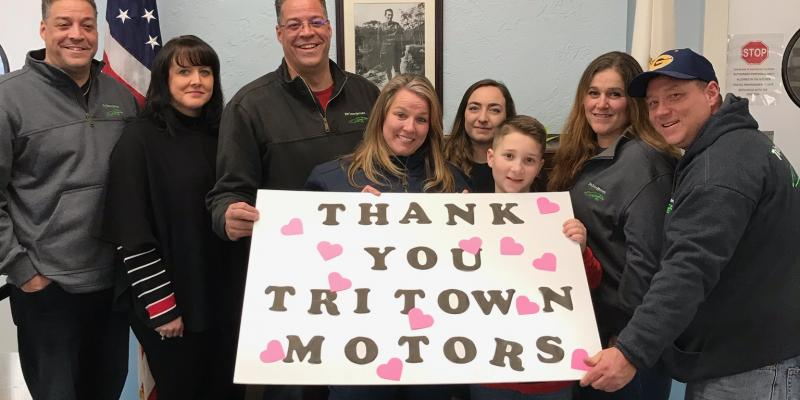 Valentine's Day with Tri Town Motors
